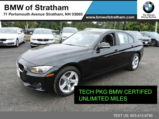 Certified Pre-Owned 2015 BMW 3 Series