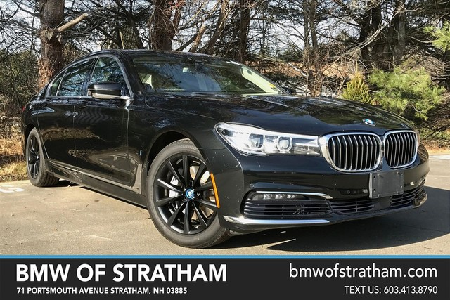 Used 2017 BMW 7 Series
