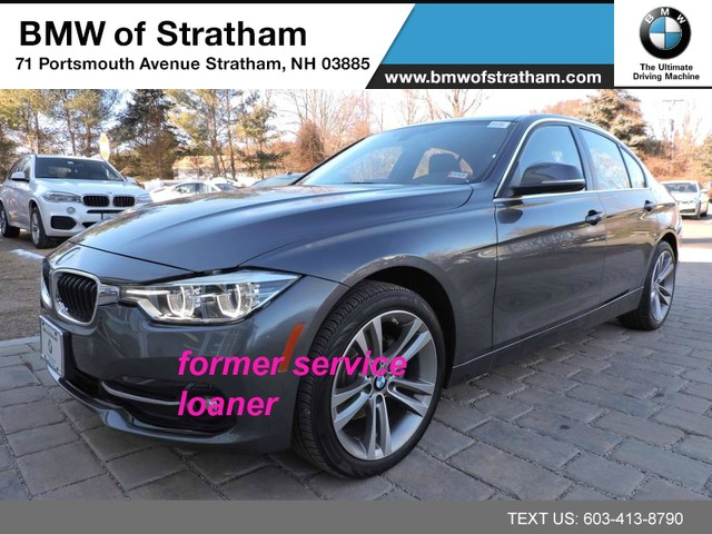 Used 2018 BMW 3 Series