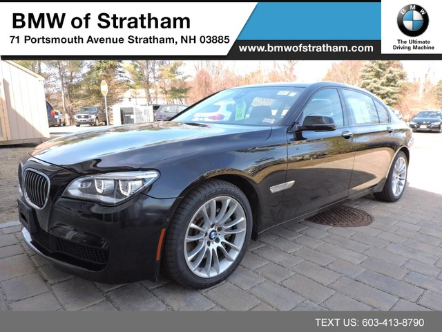 Certified 2015 BMW 7 Series
