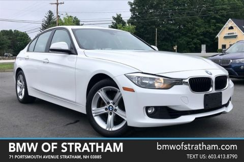 Used 2014 BMW 3 Series