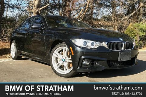 Used 2016 BMW 4 Series
