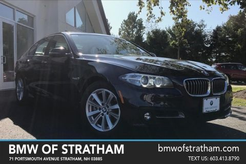 Certified 2016 BMW 5 Series