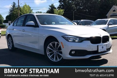 Certified 2017 BMW 3 Series