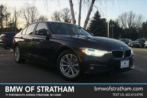 Certified 2018 BMW 3 Series