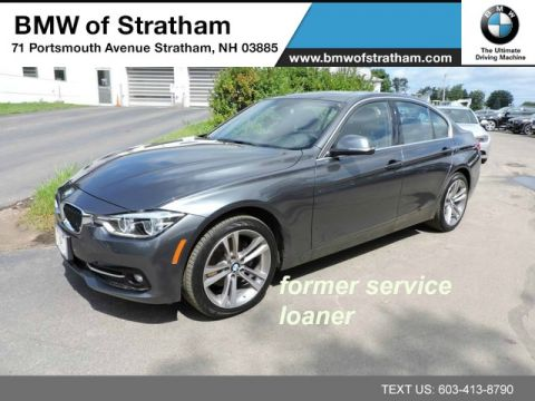 New 2018 BMW 3 Series 328d xDrive