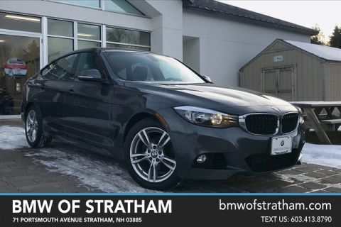 Certified 2016 BMW 3 Series Gran Turismo