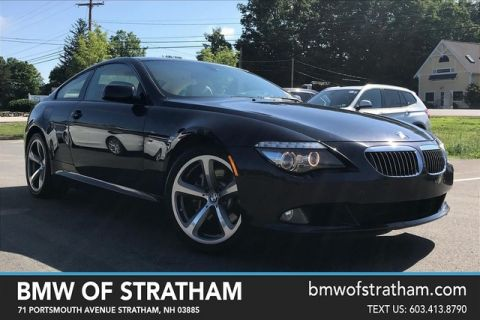 Used 2008 BMW 6 Series