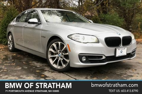Certified 2014 BMW 5 Series