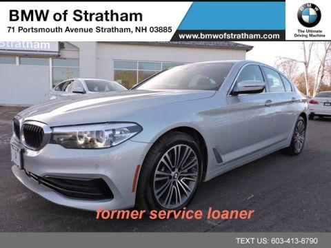Used 2019 BMW 5 Series