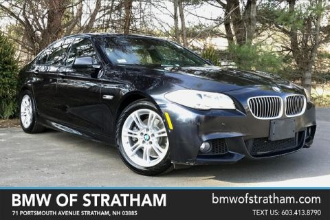 Used 2013 BMW 5 Series